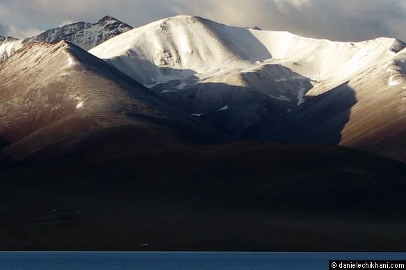 Namtso Lake (alt 4720m)