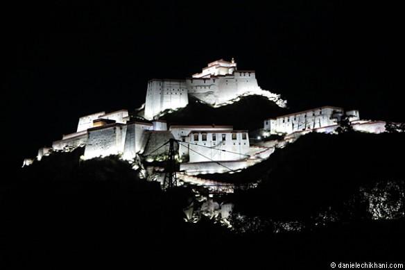 Fort Gyantse-Tibet