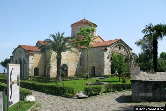 East Aya Sofya, Trabzon