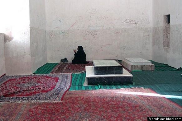 Sheikh Ahmad Jami Tomb, a Sufi Saint