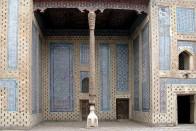 Tach Khaouli Palace, Khiva