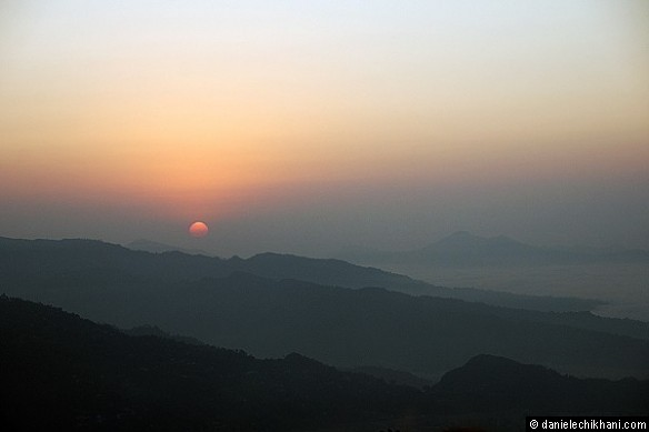 Dawn at Sarangkot