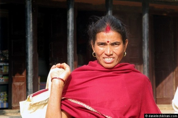 Woman in Tansen