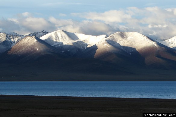 Namtso Lake (alt 4720m)